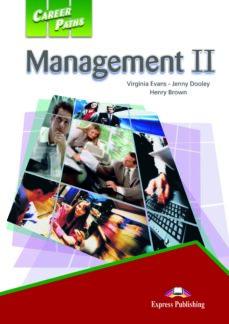 Pdf ebooks para descargar gratis MANAGEMENT II S'S BOOK en español 9781471562778 de