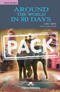 Marcador móvil descargar burbuja AROUND THE WORLD IN 80 DAYS SET (WITH CD 9781845585778 de JULES VERNE PDF PDB