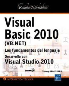 Upgrade6a.es Visual Basic 2010 Image