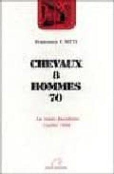 chevaux 8 hommes 70-francesco f. nitti-9782908476378