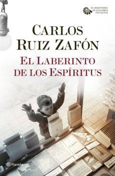 Descargas gratuitas de libros kindle uk PACK TC EL LABERINTO DE LOS ESPIRITUS + MUSICA (SERIE EL CEMENTERIO DE LOS LIBROS OLVIDADOS, 4) de CARLOS RUIZ ZAFON