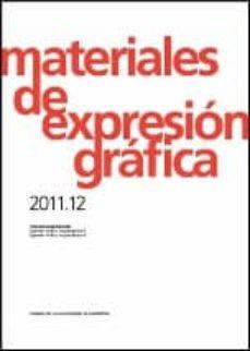 materiales de expresión gráfica. 2011-12 (ebook)-9788416028078