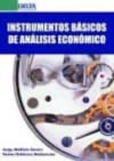 instrumentos basicos del analisis economico-jorge malfeito-9788416383078