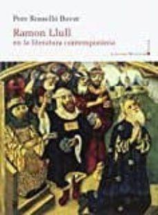 Permacultivo.es Ramon Llull En La Literatura Contemporània Image