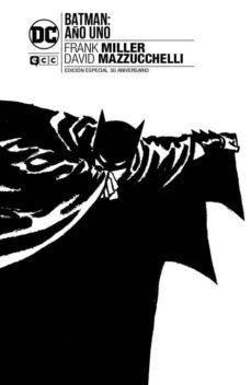 batman: año uno (ed. 30 aniversario)-frank miller-david mazzucchelli-9788417243678