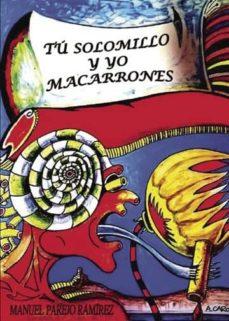 tú solomillo y yo macarrones (ebook)-9788417520878