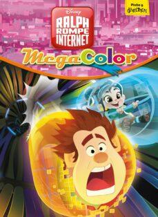 ralph rompe internet. megacolor-9788417529178