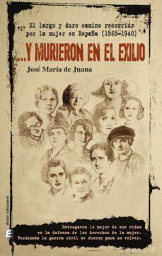 Inmaswan.es Y Murieron En El Exilio: El Largo Y Duro Recorrido Por La Mujer En España (1868-1940) Image