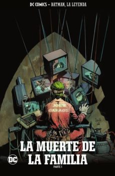 Descargas audibles de libros gratis BATMAN, LA LEYENDA Nº 23: LA MUERTE DE LA FAMILIA (PARTE 1)