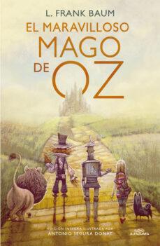 el maravilloso mago de oz (alfaguara clasicos)-lyman frank baum-9788420482378