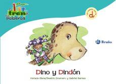 Padella.mx Dino Y Dindon: Tren De Las Palabras Image