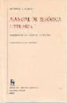 Costosdelaimpunidad.mx Manual De Retorica Literaria (T. 3) Image