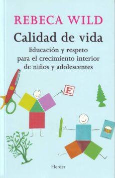 calidad de vida (ebook)-rebeca wild-9788425429378