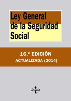 Padella.mx Ley General De La Seguridad Social (16ª Ed.) Image
