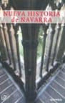 nueva historia de navarra-francisco javier navarro-9788431326678
