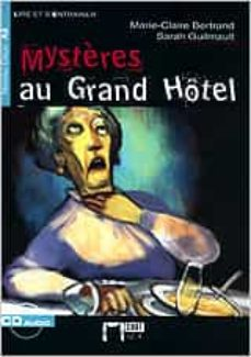 Descargar ebook móvil gratis MYSTERES AU GRAND HOTEL (NIVEAUX DEUX A2)(CD)