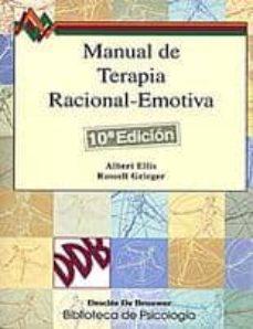 manual de terapia racional emotiva (vol. 1)-albert ellis-9788433005878
