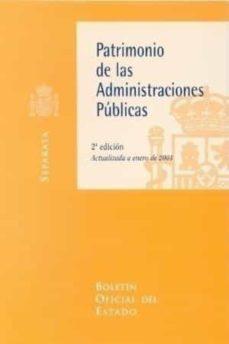 Lofficielhommes.es Patrimonio De Las Administraciones Publicas (2ª Ed.) Image