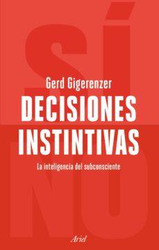 Geekmag.es Decisiones Instintivas Image