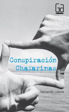 conspiracion chafarinas-fernando lalana-9788434867178