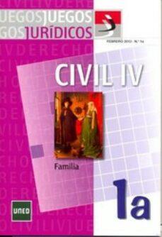 Geekmag.es Juegos Juridicos. Derecho Civil Iv: Familia Nº 1a Image