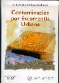 Descargar CONTAMINACION POR ESCORRENTIA URBANA gratis pdf - leer online