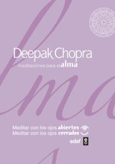 meditaciones para el alma-deepak chopra-9788441434578