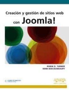 Descargar CREACION Y GESTION DE SITIOS WEB CON JOOMLA! gratis pdf - leer online