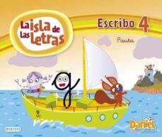 Relaismarechiaro.it La Isla De Las Letras. Escribo 4 Pauta Cast. Ed 2013 Image