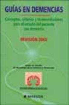 Ironbikepuglia.it Guias En Demencias: Conceptos, Criterios Y Recomendaciones Para E L Estudio Del Paciente Con Demencia (Revision 2002) Image