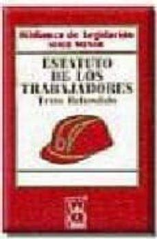 Padella.mx Estatuto De Trabajadores: Texto Refundido (16ª Ed.) Image