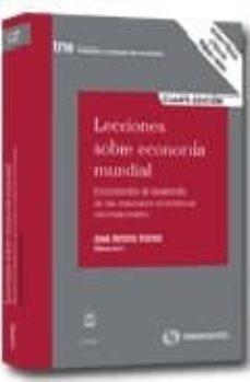 Curiouscongress.es Lecciones De Economia Mundial (4ª Ed.) Image