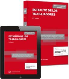 Cronouno.es Estatuto De Los Trabajadores (25ª Ed.) Image