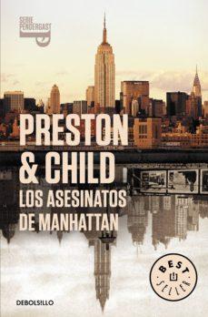 los asesinatos de manhattan (inspector pendergast 3) (ebook)-douglas preston-lincoln child-9788466338578