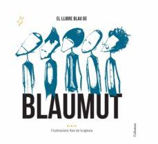 el llibre blau de blaumut (ebook)-xavi de la iglesia-manel pedros vil-9788466420778