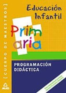 Permacultivo.es Programacion Didactica. Educacion Infantil: Cuerpo De Maestros Image