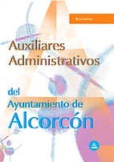 Chapultepecuno.mx Auxiliar Administrativo Ayuntamiento Alcorcon: Temario Oposicione S Image