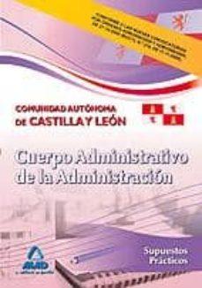 Permacultivo.es Cuerpo Administrativo De La Administracion De La Comunidad Autono Ma De Castilla Y Leon. Supuestos Practicos Image