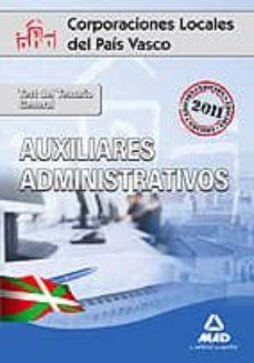 Geekmag.es Auxiliares Administrativos De Corporaciones Locales Del Pais Vasc O. Test Del Temario General Image