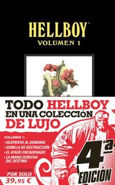 hellboy: edicion integral vol. 1  (2ª ed.)-mike mignola-9788467903478