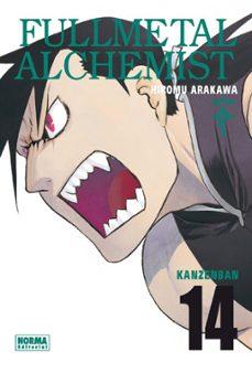 fullmetal alchemist kanzenban 14-hiromu arakawa-9788467916478