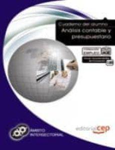 Titantitan.mx Cuaderno Del Alumno Análisis Contable Y Presupuestario. Formación Para El Empleo. Image