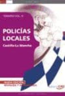 Geekmag.es Policias Locales De Castilla-la Mancha. Temario Vol. Iii (5ª Ed) Image