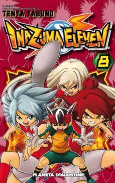 inazuma eleven nº 8-tenya yabuno-9788468476278