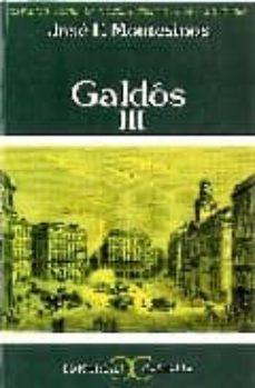 Lofficielhommes.es Galdos (T. 3) (3ª Ed.) Image