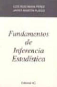 Eldeportedealbacete.es Fundamentos De Inferencia Estadistica Image