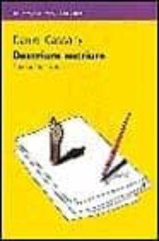 Inmaswan.es Descriure Escriure: Com S Apren A Escriure (6ª Ed.) Image