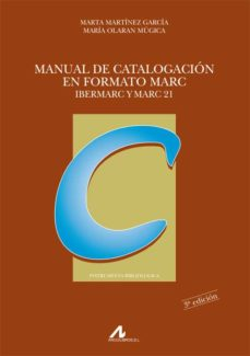 Eldeportedealbacete.es Manual De Catalogacion En Formato Marc Image