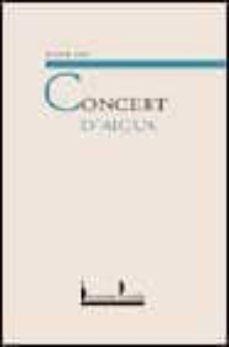 Curiouscongress.es Concert D Aigua Image