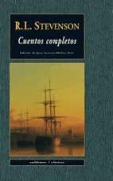Real libro e descarga plana CUENTOS COMPLETOS de ROBERT LOUIS STEVENSON